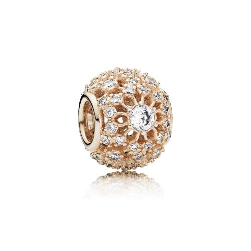 Charm Brillo Interior PANDORA Rose