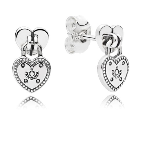 Pendientes Love Locks PANDORA