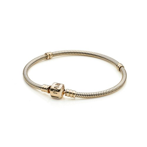 Moments Gold Clasp Bracelet - PANDORA