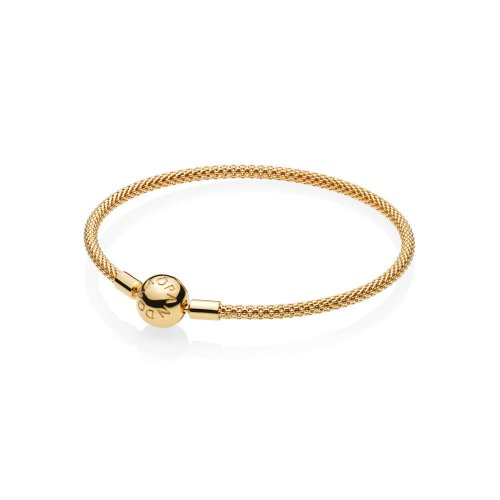 Pulsera Moments en PANDORA Shine Malla - 566543